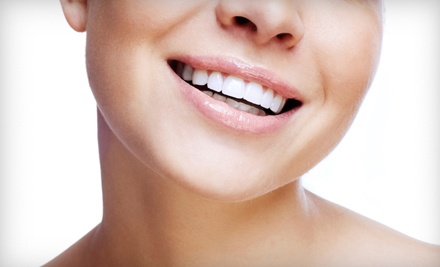 $99 for Three 20-Minute In-Office Teeth-Whitening Sessions at DaVinci Teeth Whitening Systems ($447 Value)