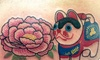 Jon at Fortune Cookie Tattoo - Jon at Fortune Cookie Tattoo: One or Three Hours of Tattooing by Jon at Fortune Cookie Tattoo (Up to 63% Off)