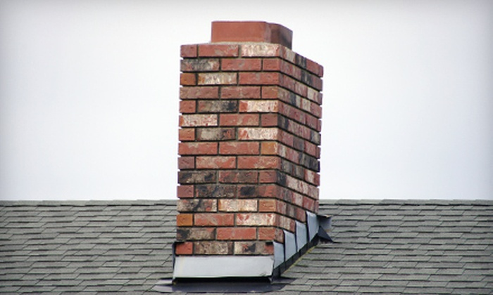 AmericanCGR - Atlanta: $69 for Cleaning of Chimney and Fireplace with 10-Point Roof Inspection from AmericanCGR ($278 Value)