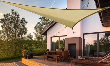 Tenda triangolare parasole