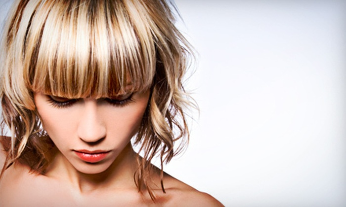 Cut Loose with Cathy and Company at Cut Loose Salon - Cut Loose Salon - Cascade : Haircut, Style, and Deep Conditioning with Optional Partial or Full Highlights at Cut Loose with Cathy and Company at Cut Loose Salon (Up to 53% Off)