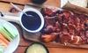 Peking Duck Feast + Wine or Beer
