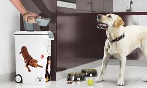 Récipient d'aliments pour animaux