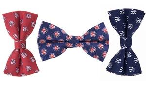 MLB Men's Repeat Logo Bowties