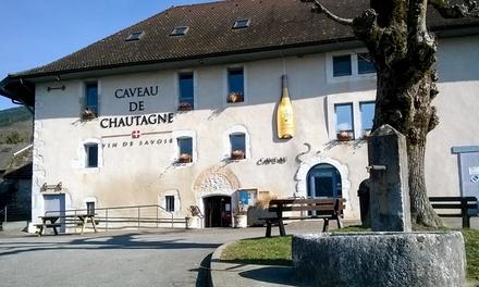 Visite d gustation et caisse de vins avec accessoires for Accessoire de restaurant