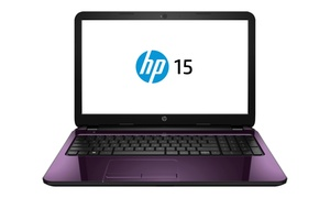 "Hp Celeron 15.6"" Quad-core Laptop With 4gb Standard Memory And 1tb Hard Drive"