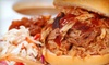 Heart2Heart Soul Food catering: $13 for a Barbecue Marinade, Sauce, and Baked Beans with Delivery from Heart2Heart Soul Food Catering ($27 Value)
