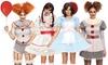 Leg Avenue Women's Halloween Creepy Costume. Plus Sizes Available