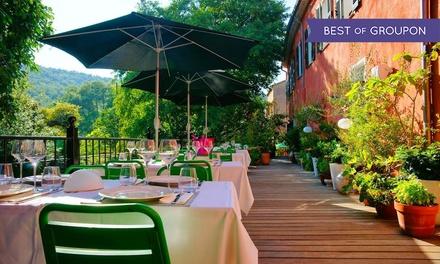 Provence : 1 ou 2 nuits en suite avec dîner, visite de cave et dégustation de vin en option à lhôtel Notre Dame pour 2