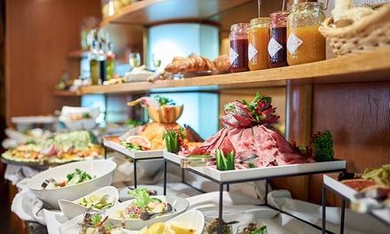 Frühstücks Buffet inkl. Getränke für bis zu 4 Personen im Hotel Isha (bis zu 33% sparen*)