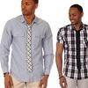 Justified Lies Men's Shirt and Tie Set