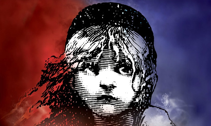 """Les Misérables"" - Gardiner W. Spring Auditorium: ""Les Misérables"" at Gardiner W. Spring Auditorium on Saturday, March 22, at 2 p.m. or 8 p.m. (Up to 50% Off)"