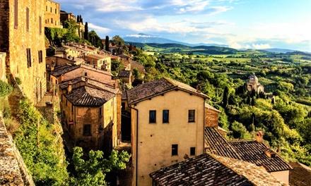 Arezzo: fino a 3 notti con colazione, cena, Spa e massaggio Relais La Solaia