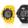 Everlast Multi-Function Digital Rubber Watch