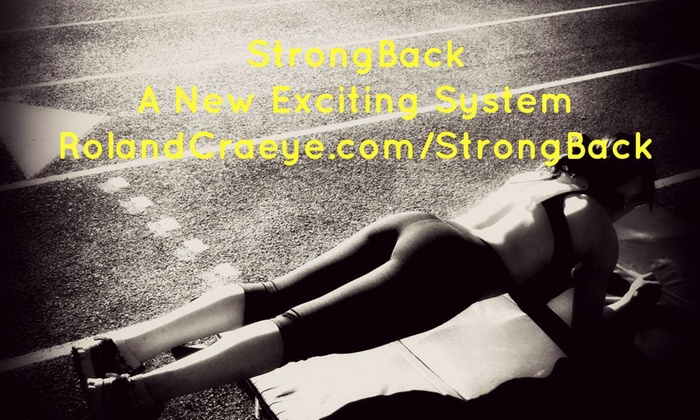 StrongBack Movement and Conditioning - directly behind Chamber of Commerce Building: Up to 89% Off classes  at StrongBack Movement and Conditioning