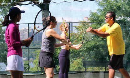 Up to 83% Off Tennis Classes at Tennis World NYC