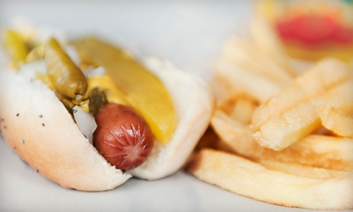Jody's Hot Dogs and More - Joliet: $10 Worth of Hot Dogs