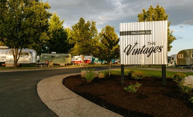 Vintage Trailer Resort >> The Vintages Trailer Resort Groupon
