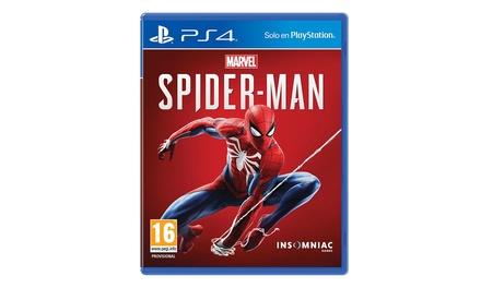 Spider-Man de Marvel para Playstation Sony (envío gratuito)