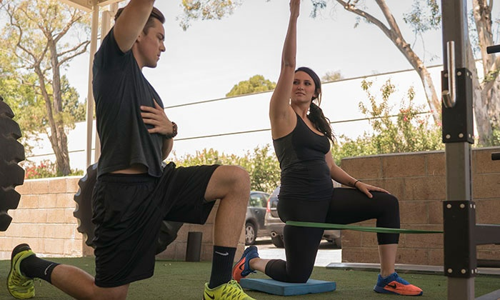 Chase Mansmann Personal Training - Chase Mansmann Personal Training: Six Personal Training Sessions with Diet and Weight-Loss Consultation from Chase Mansmann Personal Training (65% Off)