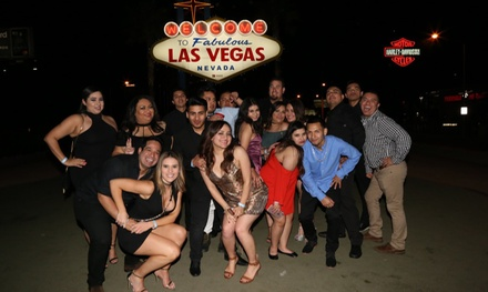 Booze Cruise, Point-to-Point or Round Trip for One, Two, or Four from Vegas Booze Cruise (Up to56% Off
