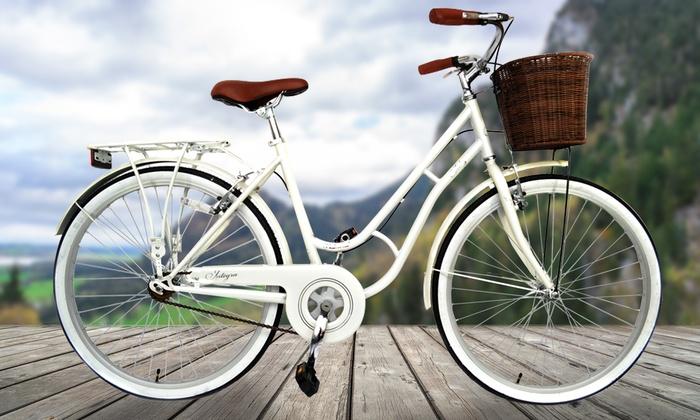 f56ab00024a Women s City Bike with Basket