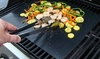 Non-Stick Reusable Grill or Oven Mat (2-Pack)