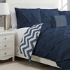 Ella Pinch-Pleat Duvet Cover Set (5-Piece)