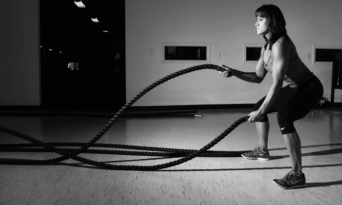 Total Fit - Woodlake - Briar Meadow: $29 for $147 Worth of One Month of Unlimited Bootcamp at Total Fit
