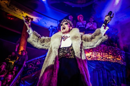 Disco Cabaret Show with Two-Course Meal, Cocktail and Nightclub Entry for Up to Four at Caf© de Paris (Up to 40% Off) (London)