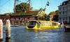 Splashtour door Amsterdam