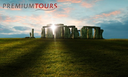 Stonehenge and Bath Tour for Child or Adult with Premium Tours