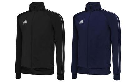Veste en sweat zippée Adidas Core 18