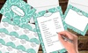 Up to 79% Off Personalized Stationery Bundles