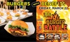 Up to 25% Off General Admission to Four Peaks Burger Battle