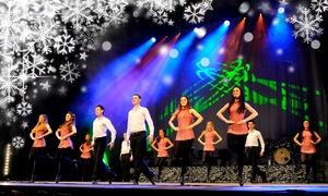 """Danceperados of Ireland: 2 Tickets für die Stepptanzshow """"Spirit of Irish Christmas"""" am 26.11 in Alsdorf und am 12.12 in Bamberg (bis 51% sparen)"""
