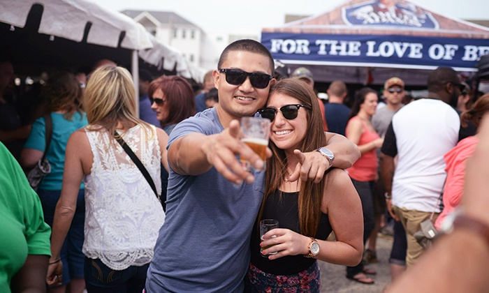 For the Love of Beer Fest - Greenway Atlantic & Milk Street : Sam Adams For the Love of Beer Festival on Saturday, November 7, at 12 p.m. or 4 p.m.