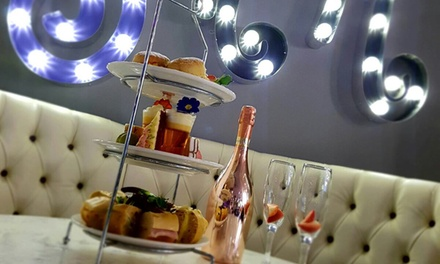 Standard or Sparkling Afternoon Tea for Two at Jam Restaurant (Up to 42% Off)