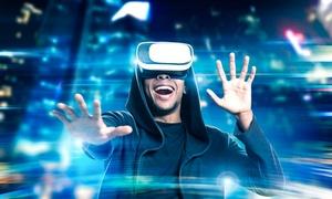 GbR Becker und Becker: 60 oder 120 Min. Virtual-Reality-Spiel für bis zu 5 Personen bei VRoom.ruhr (31% sparen*)