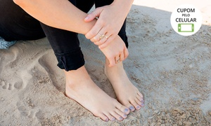 CHERIE CENTRO DE BELEZA: Cherie Centro de Beleza - Santo André: 1, 2 ou 3 meses de manicure e pedicure