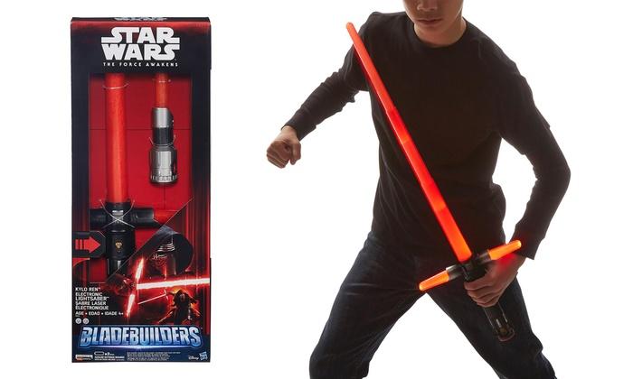 Spada laser Kylo Ren Hasbro