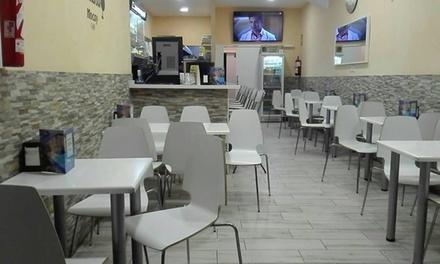 Menú degustación para 2 o 4 personas con entrantes, principales, postre y bebida desde 29,95 € en  Restaurante Patricia