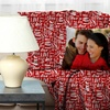 Personalized Pillows and Blankets