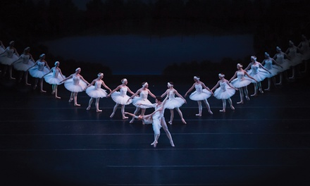 """""""Swan Lake"""" performed by the Manassas Ballet Theatre (March 9–11)"""