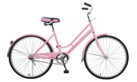 Cycle Force Girls' City Cruiser Bicycle