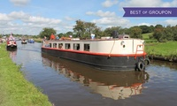 90-Minute Canal Cruise with Soup & Roll followed by Cream Tea for Two or Four from Boatel Party Cruises
