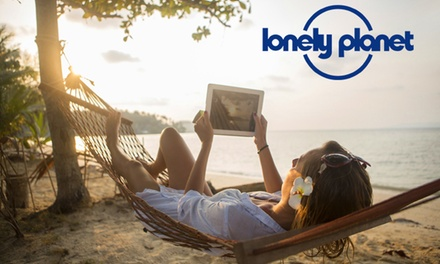 1, 2 of 3 Lonely Planet eBooks
