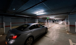 SNAP Parking: Two or Four Days of Indoor Parking near Newark Airport at SNAP Indoor Parking Garage (Up to 58% Off