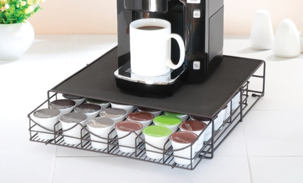 Coffee-Pod Storage Drawer. Multiple Styles from $17.99–$18.99.