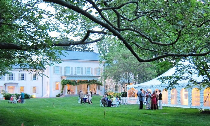 Morven Museum & Garden - Princeton: Single-Day Art and Plant Sale Admission for Two or Four at Morven Museum & Garden (40% Off)